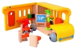 Activity School Bus Play Set