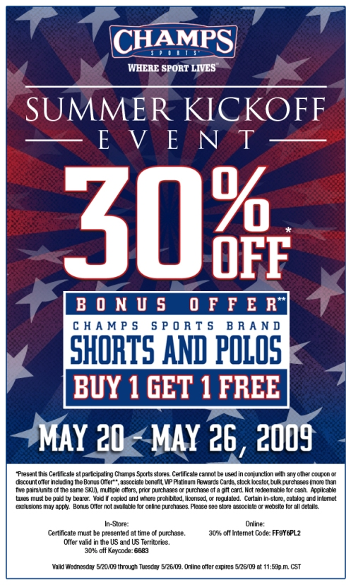Champs-Sports-Memorial-Day-Event