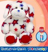 BABW Patriotic Pup