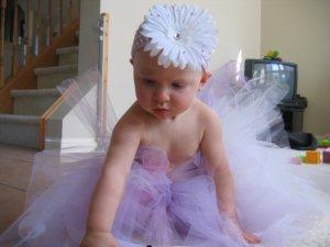 charlotte in purple tutu