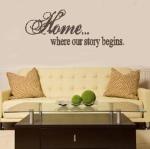Home...VinylWallQuote