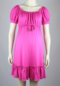 Juicy Couture Maternity Anacapri Empire Tie Dress