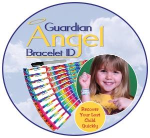 Kid approved design GA Bracelet ID